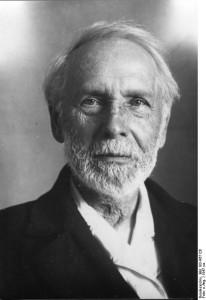 Biografi Alfred Vierkandt