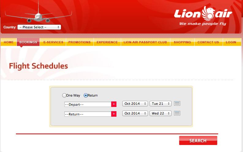 Cara Refund Tiket Lion Air