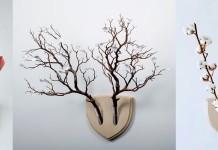 Inilah Elkebana: Seni Menghias Dinding Estetis yang Ide Awalnya dari Ikebana